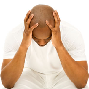 caduta capelli perdita