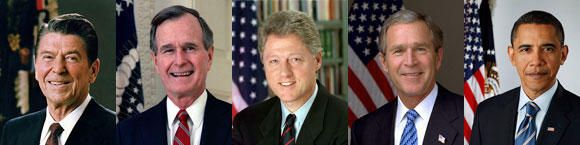presidenti non calvi soggetti a calvizie